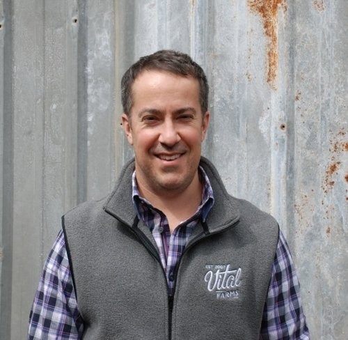 <b> Jason Jones  </b> <br> Vital Farms
