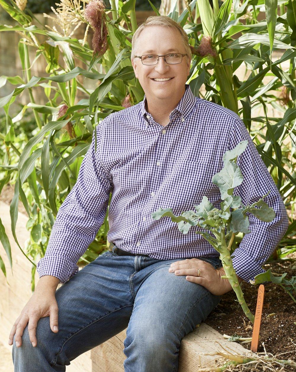<b> John Foraker </b> <br> Once Upon A Farm