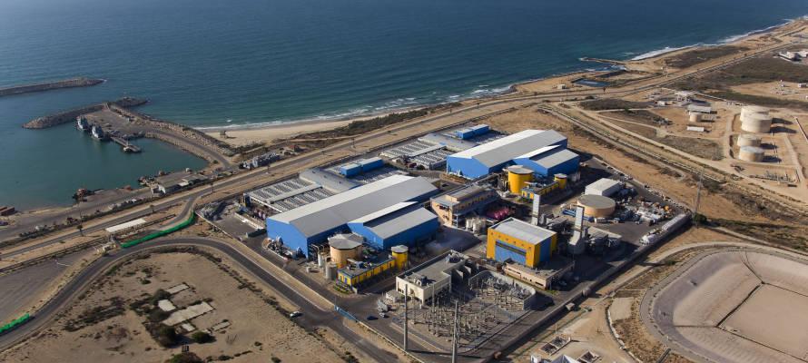 Ashkelon Desalination Plant, Israel.