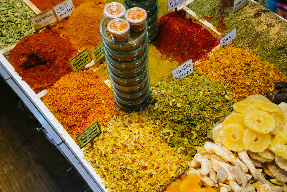Middle Eastern Spices. Photo: Allie Wist