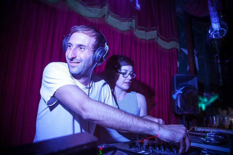 DJs Jamie Jams and Rocky (Credit: Rob Williamson)