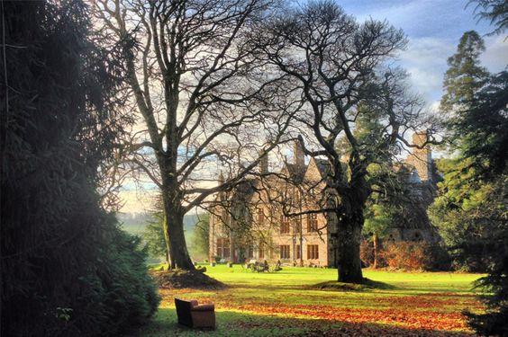 Huntsham Court- Devon