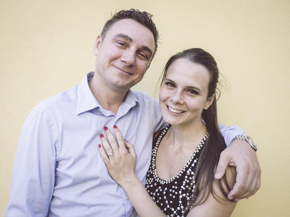 SILVIA&MARIO : FIDANZAMENTO
