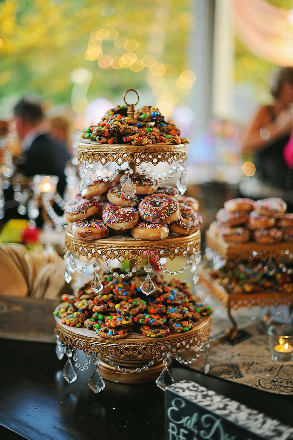 Tiered Dessert Stand by Opulent Treasures