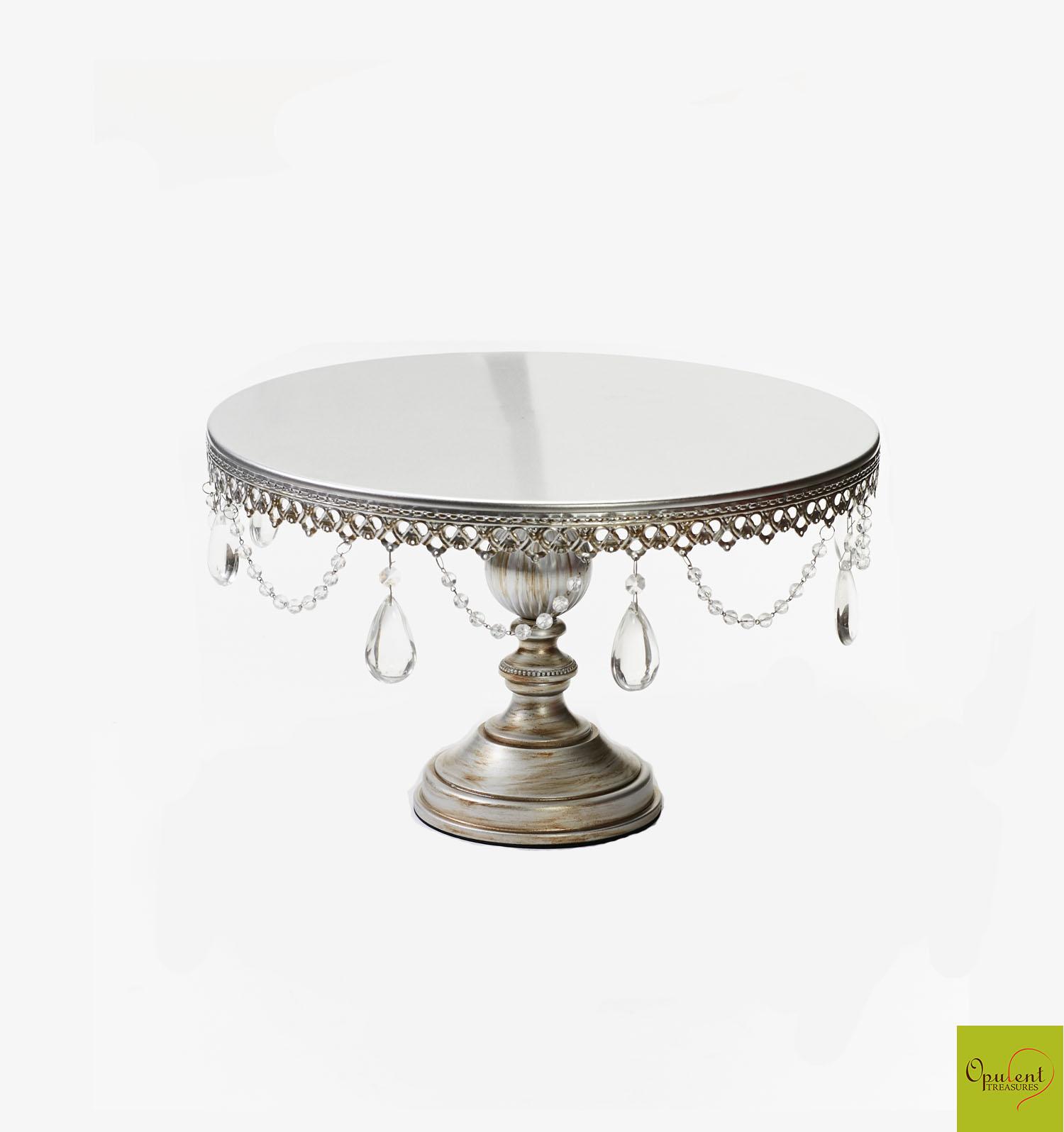 pedestal imports pier stand shop cake regency dome