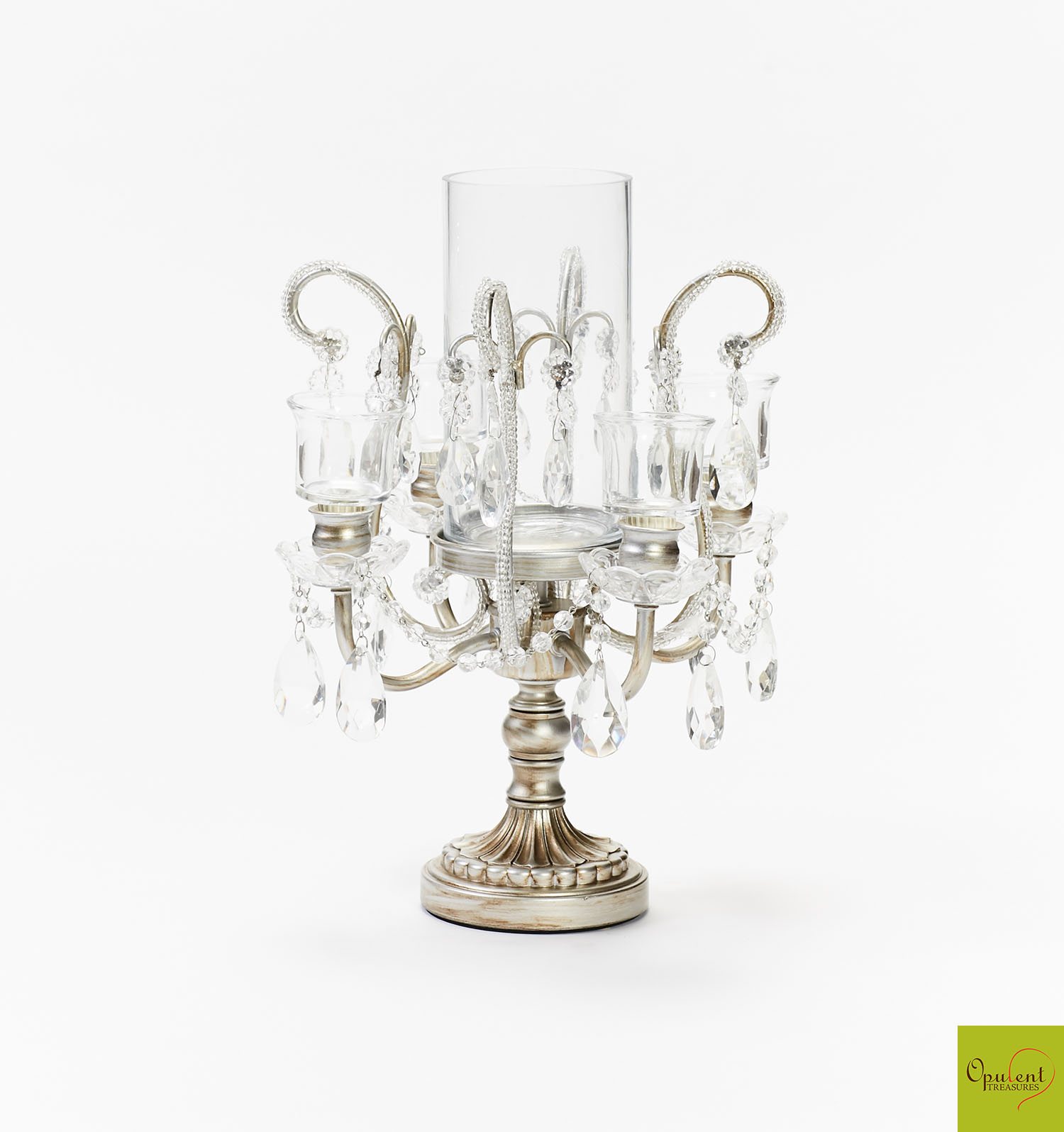 lighting treasures. Opulent Treasures Bouquet Vase Candleholder Lighting