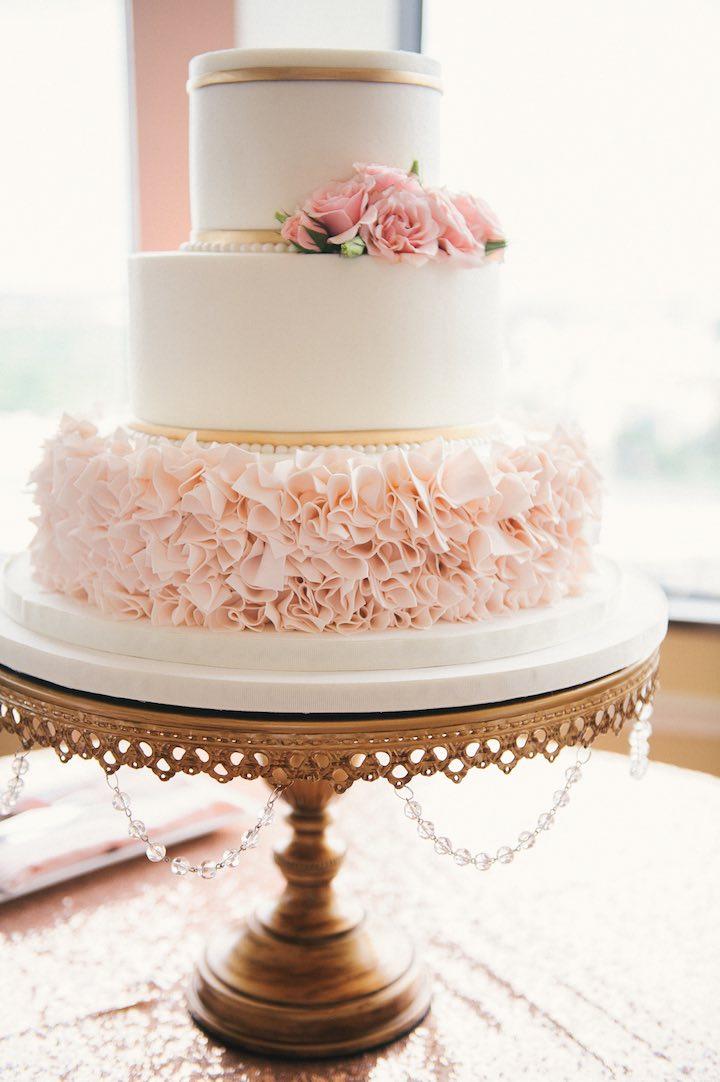 Opulent Treasures 18 Grand Round Wedding Cake Stand Opulent Treasures