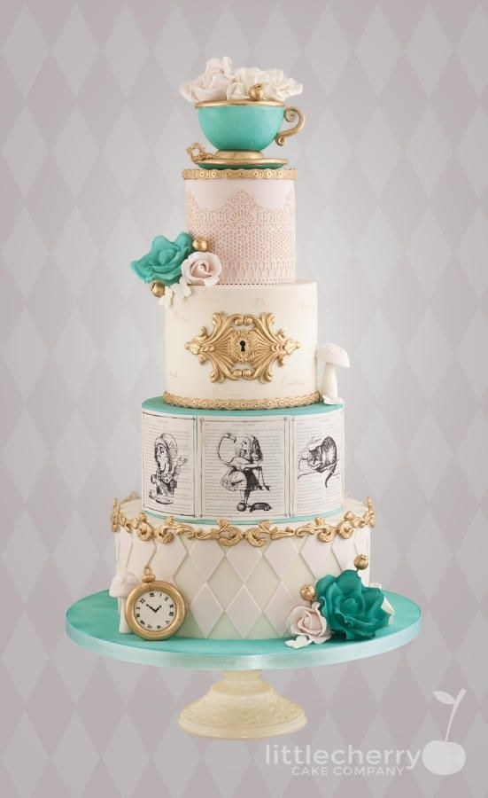 Disney Wedding Cakes ~ Snow White Inspired Party ? Opulent ...