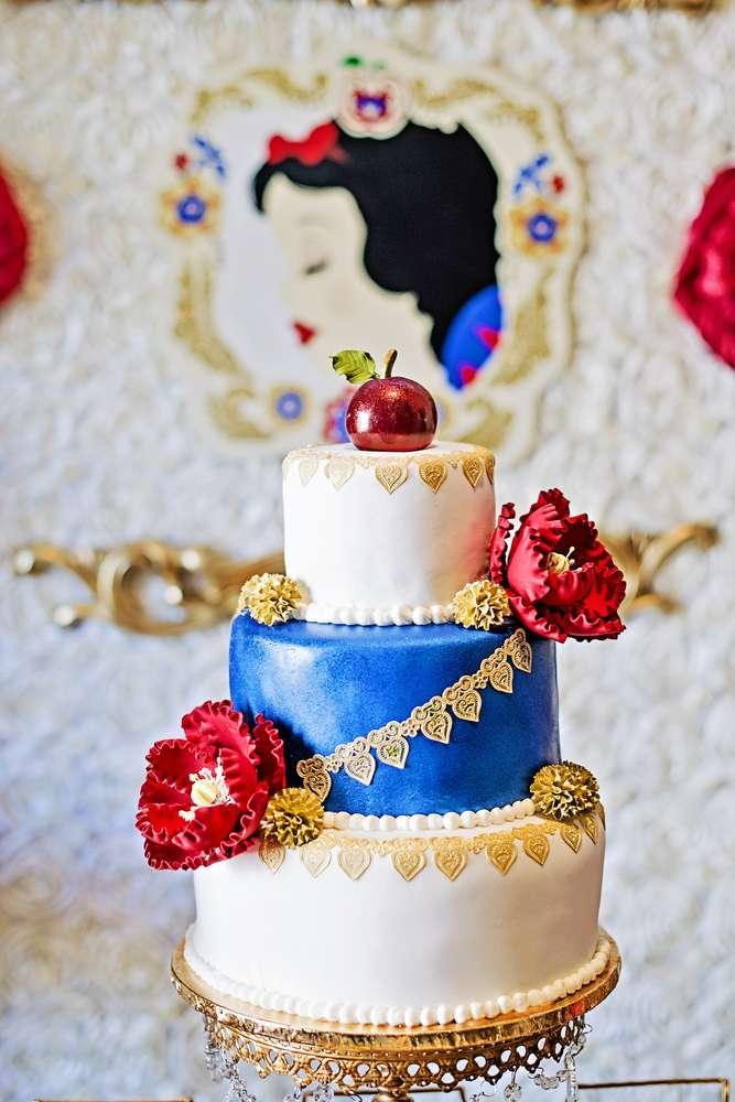 snow white cake opulent treasures