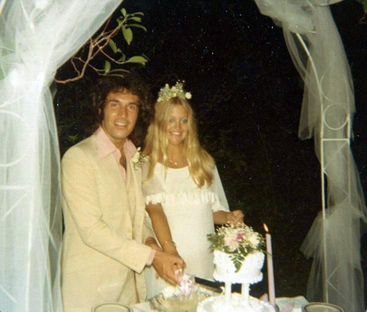 Bill Hudson & Goldie Hawn 1976