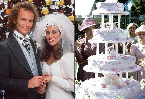 Luke & Laura's (General Hospital) Wedding 1981