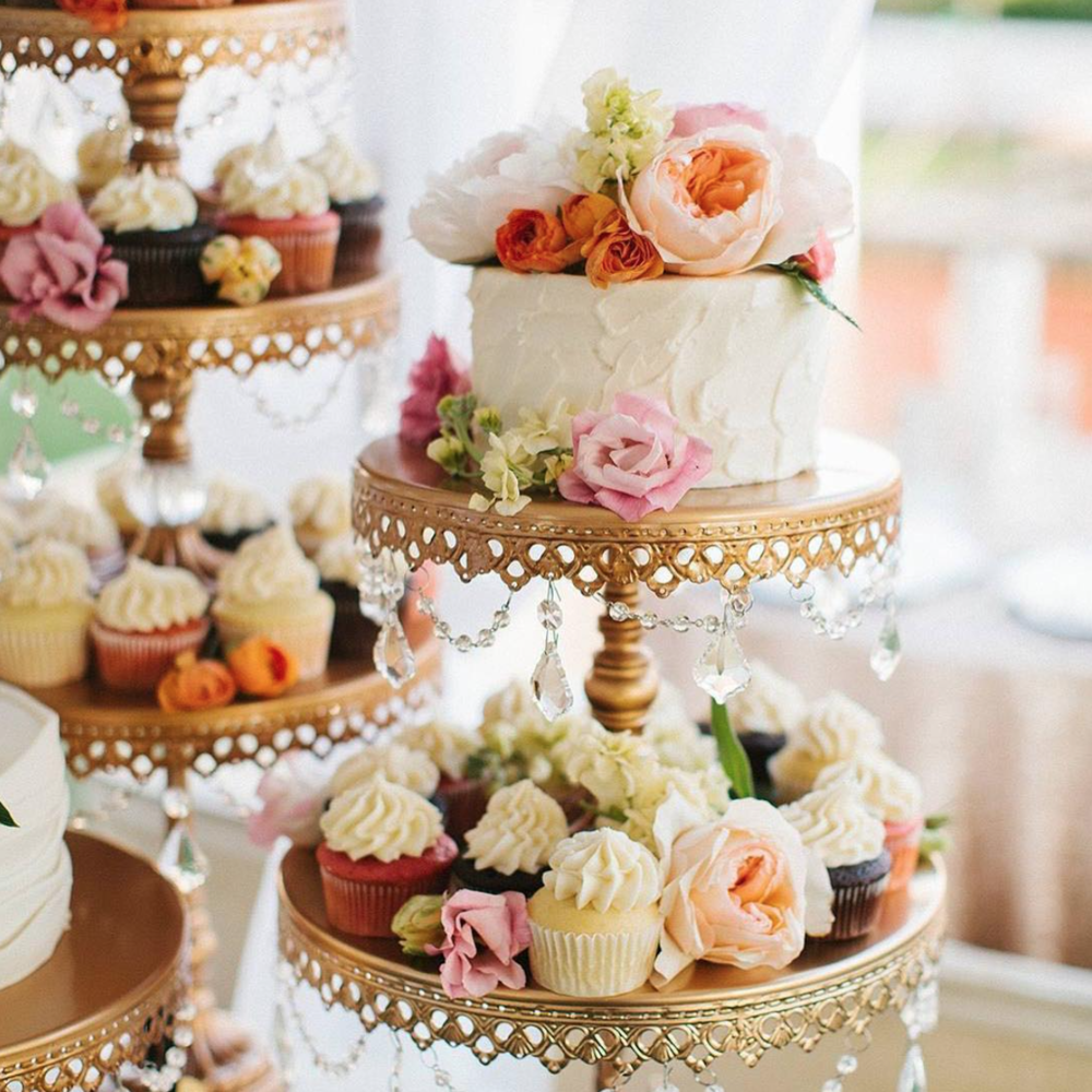 Build the Perfect Dessert Table - with Opulent Treasures as featured on Ruffled Blog Photo by Leslie Hollingsworth Photography