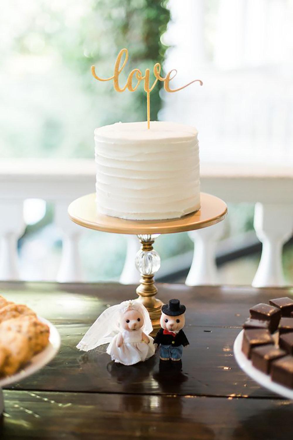 Opulent Treasures Orb Base Cake Stands set of 3 Opulent Treasures