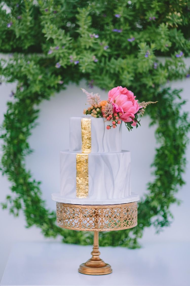 wedding cake stand- antique gold opulent treasures.jpg