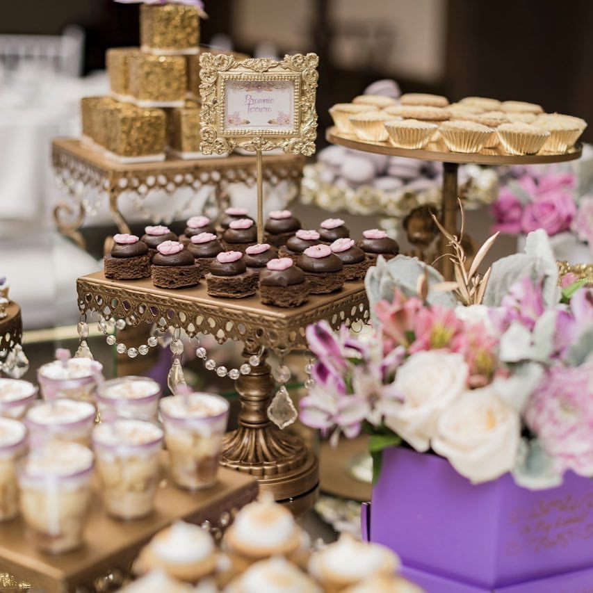 dessert table by la vintagerie cake stands by opulent treasures.jpg