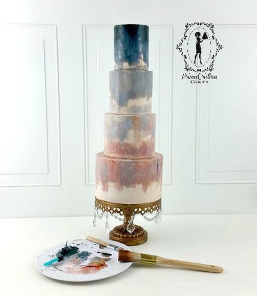 cake:  Prima Cristina