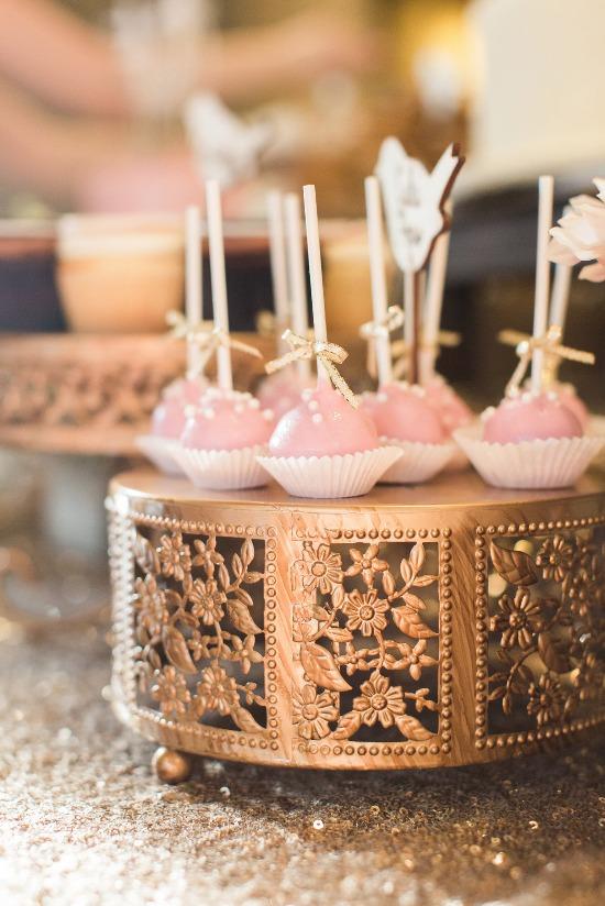 Opulent Treasures Cherry Blossom Cake Stand