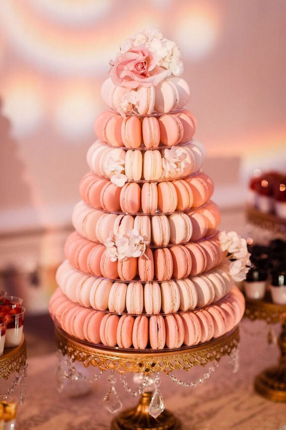 weddings macaron tower opulent treasures cake stand mp singh photography.jpg