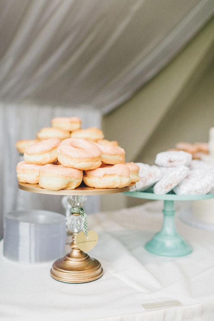 Opulent Treasures  Orb Base Cake Stand • photo  Mae Small Photography