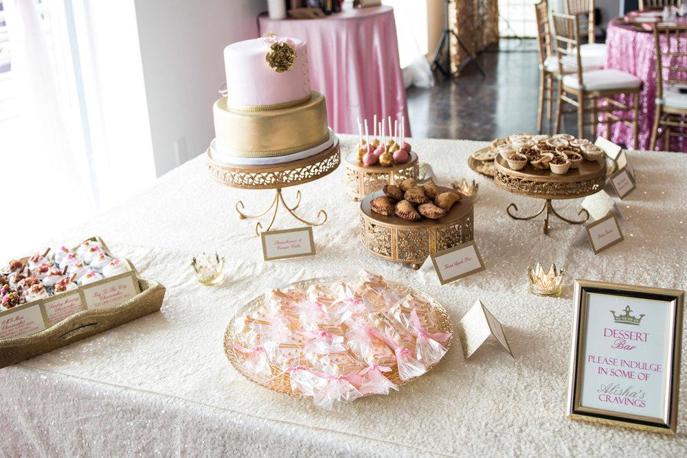 opulent treasures cake stands Baby-Shower-cake table.jpg