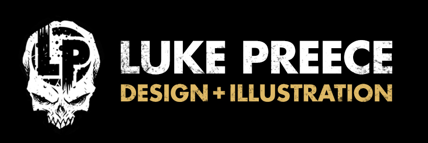 Luke Preece Design & Illustration