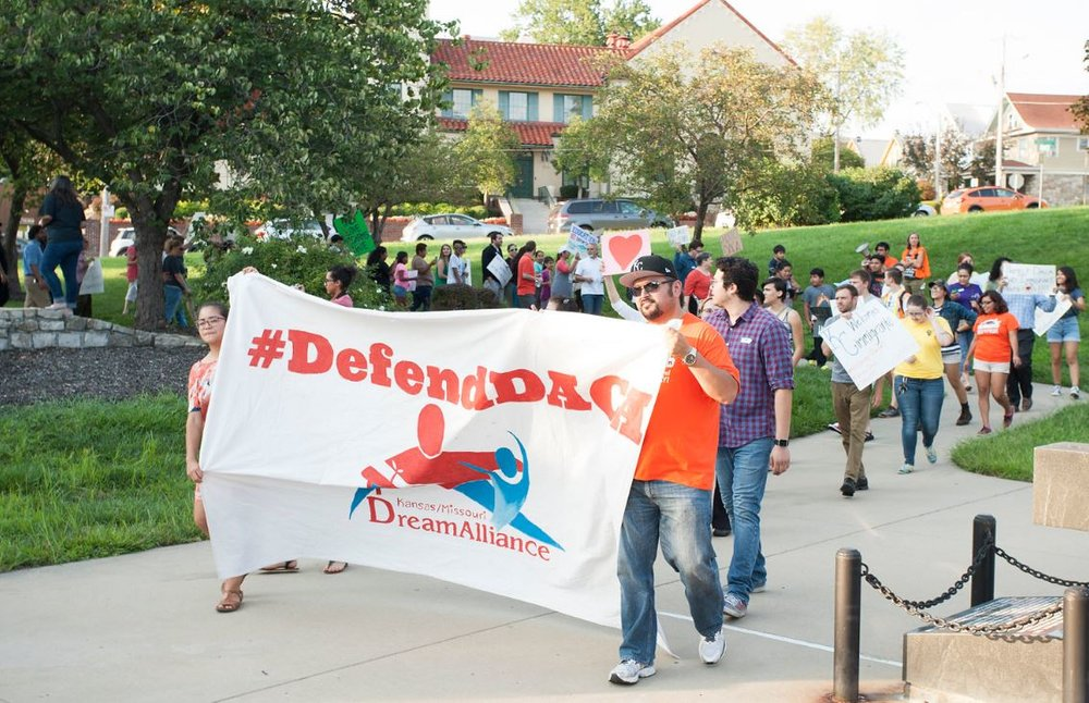 Defend DACA Rally