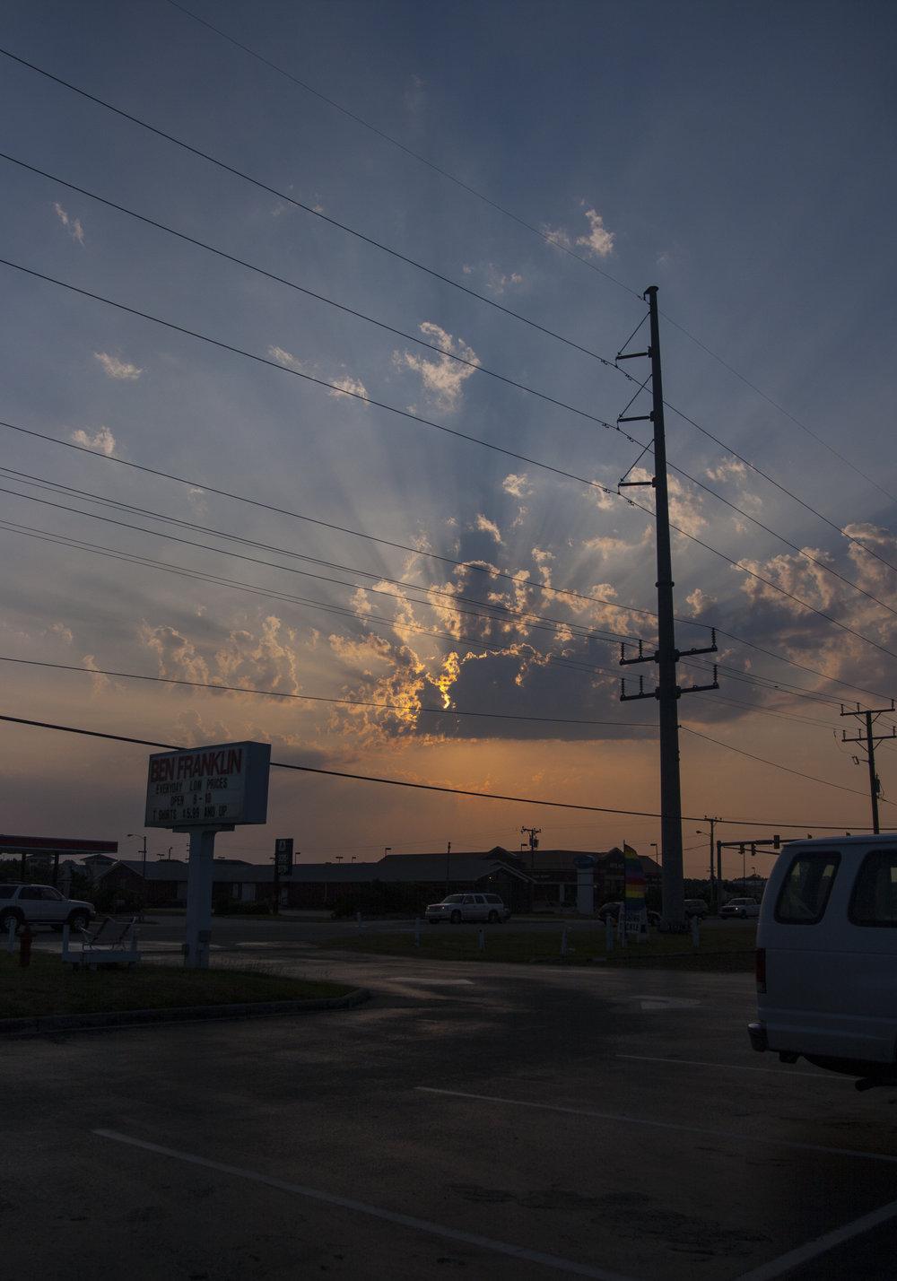 Sunset Over OBX vertical.jpg