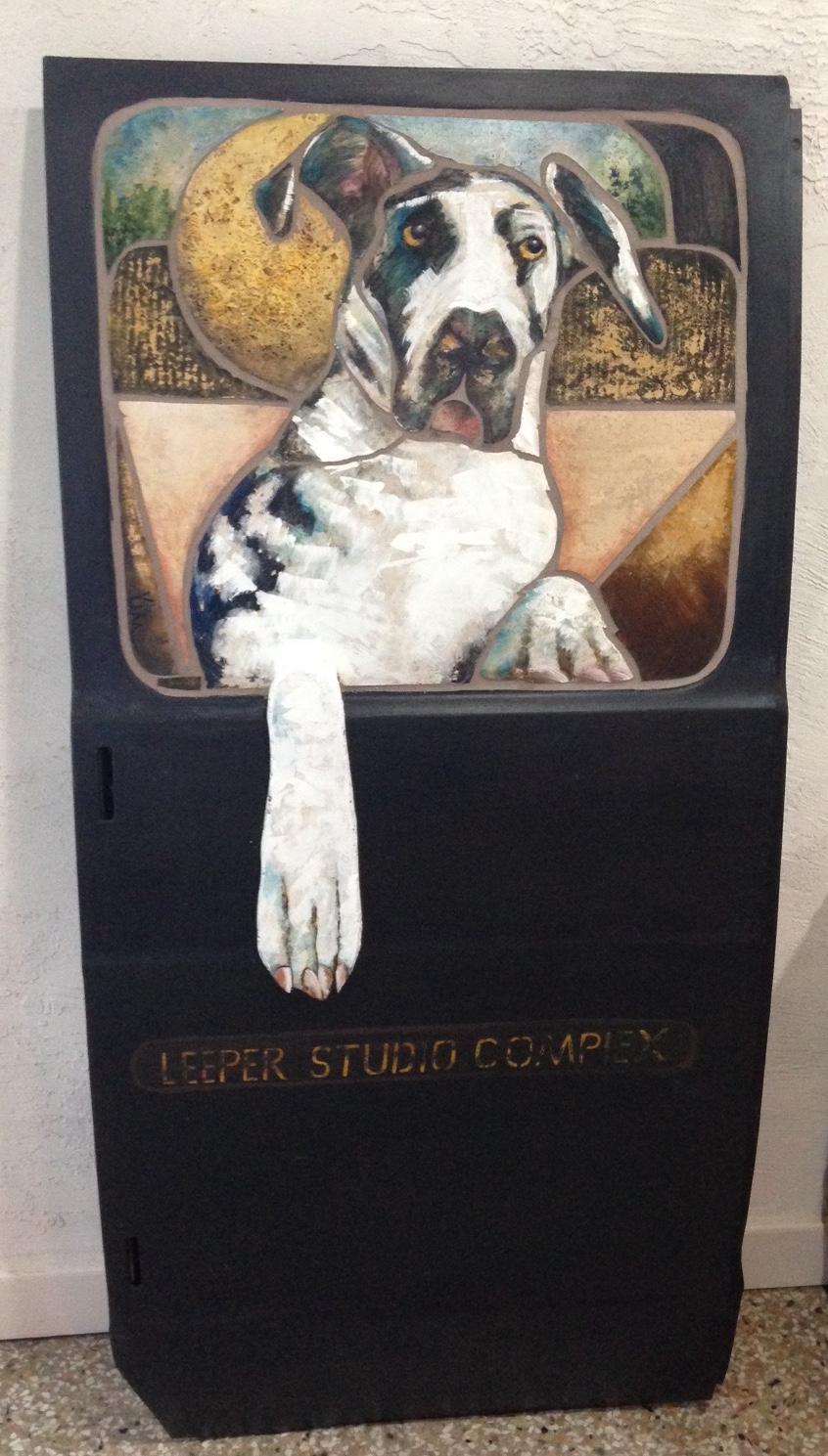Precious- tribute to Doris Leeper SOLD