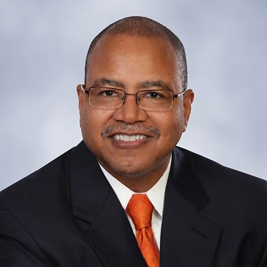 Kirk Calhoun  President UT Health Northeast