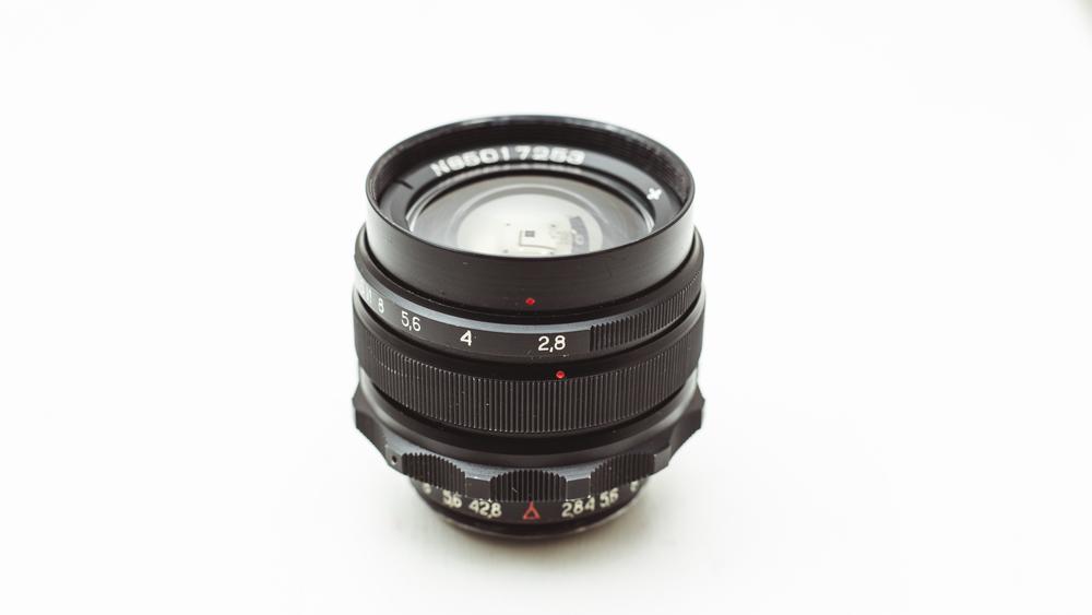 Mir-1 37mm f/2.8