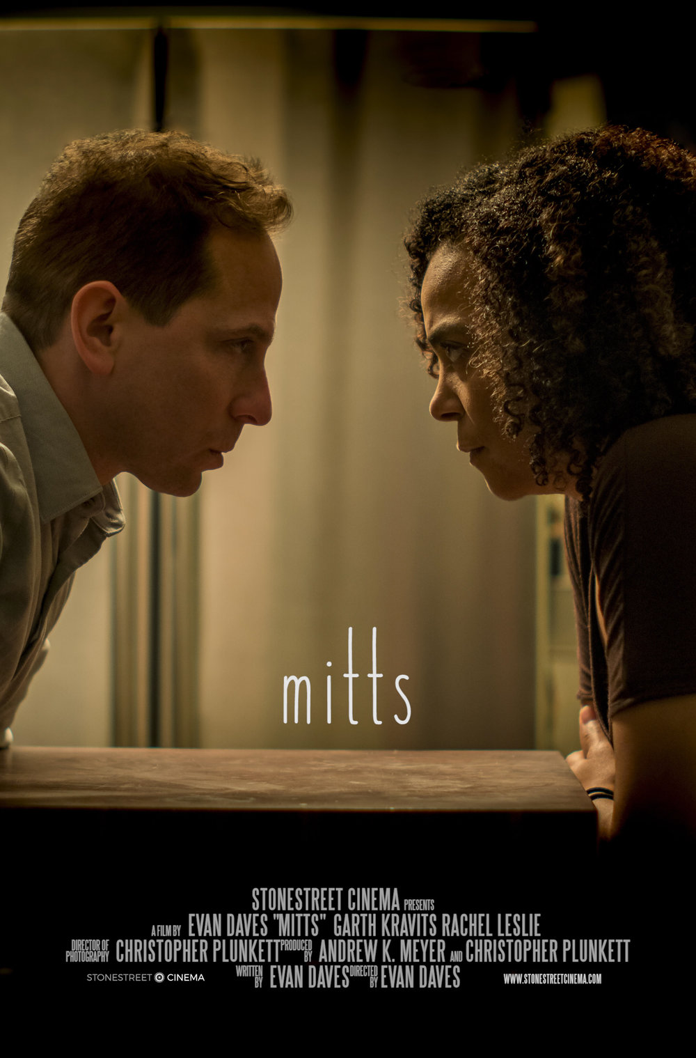 Mitts Poster