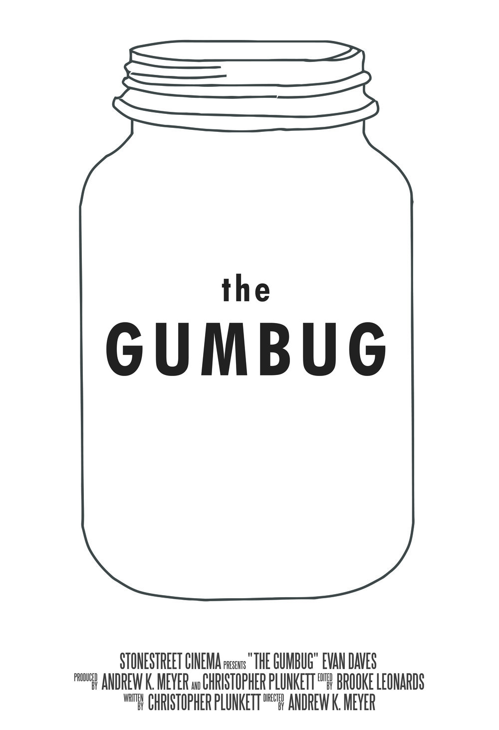 The Gumbug Poster