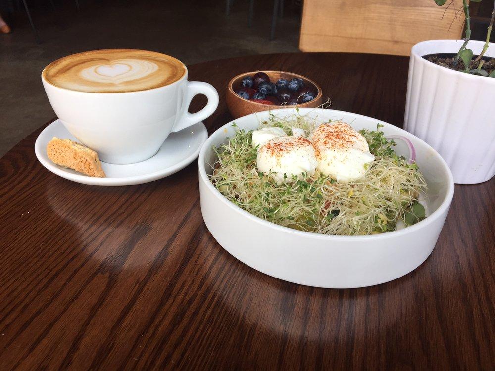 Brunch Menu (Breakfast & Lunch)
