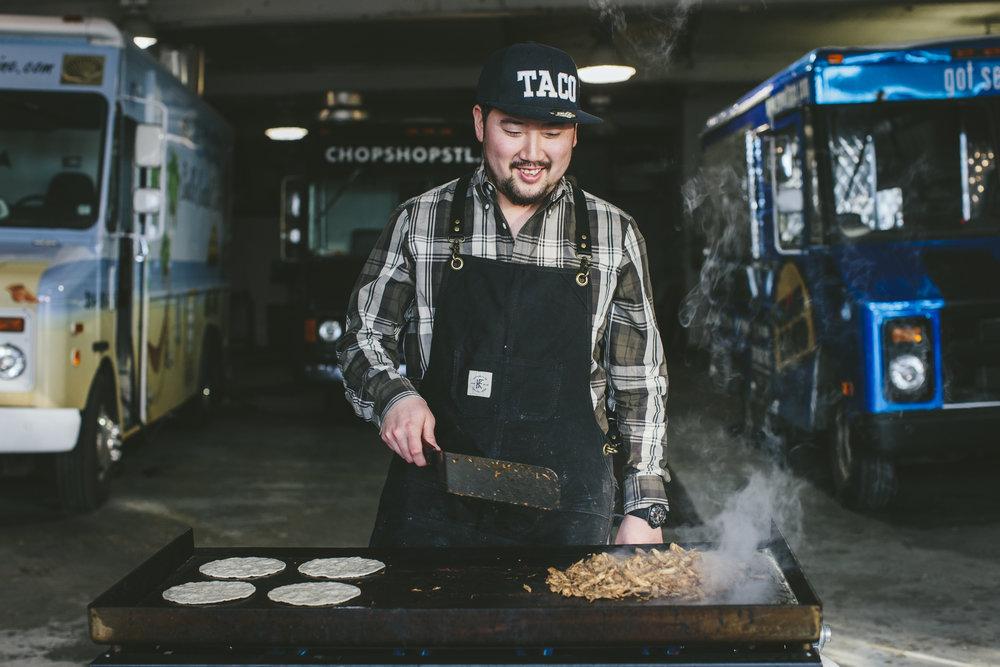 David Choi // Seoul Taco