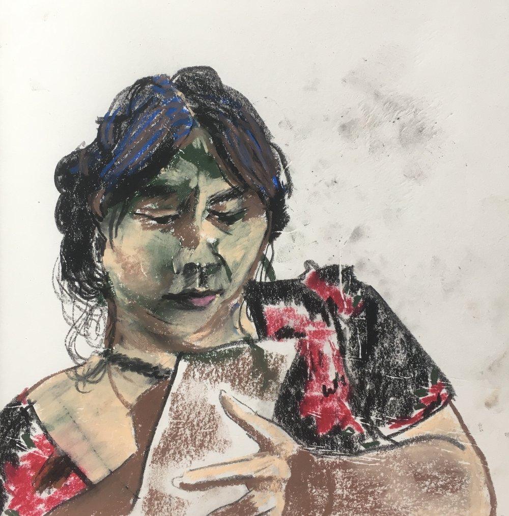 Ingrid Drawing