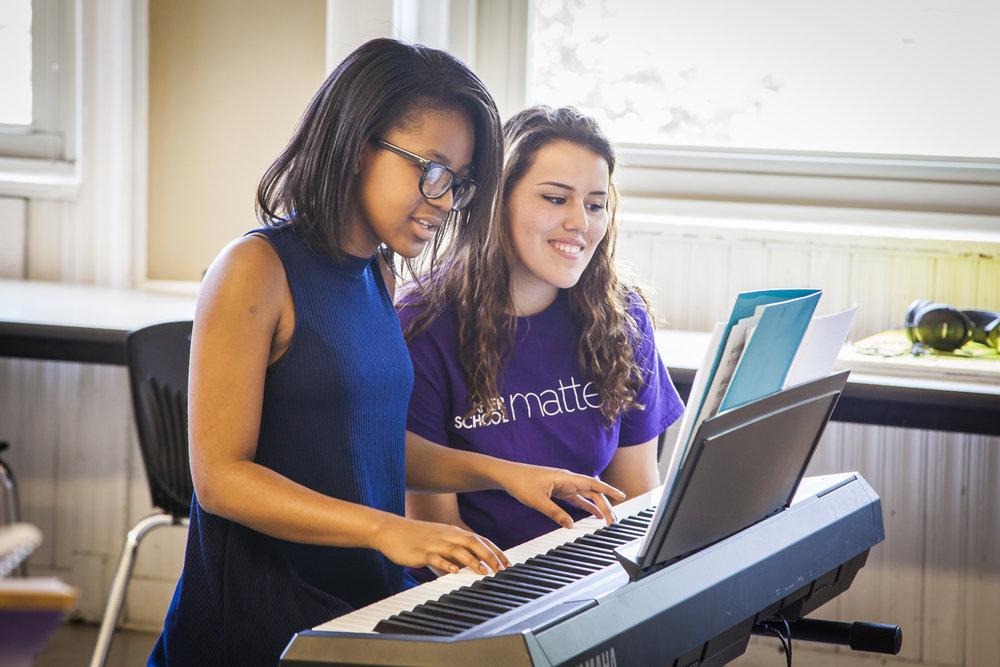 summer music programs for kids in Chicago