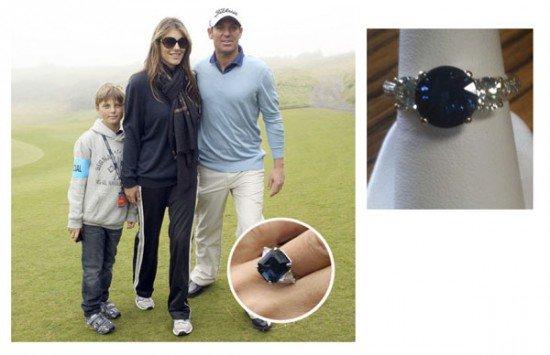 Elizabeth Hurley's Ring