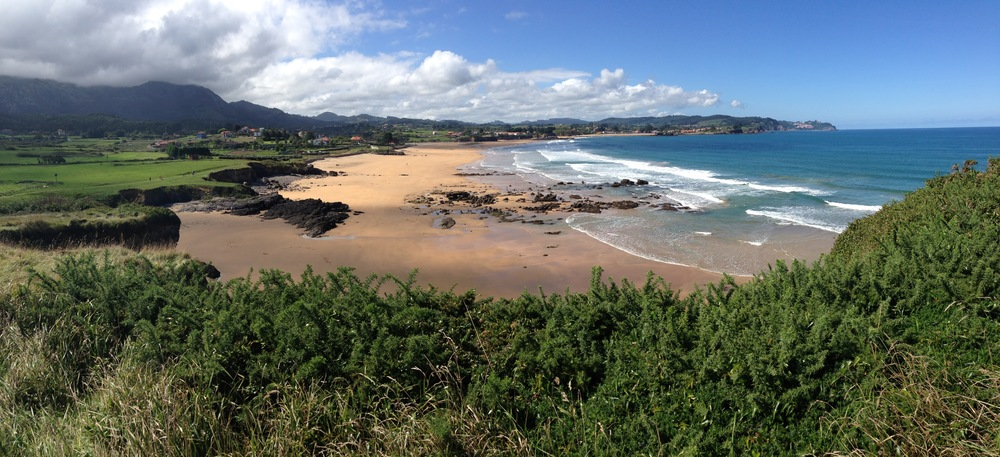 El Camino del Norte, northern Spain, September 2015