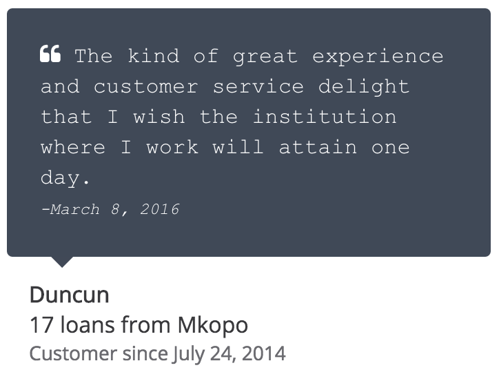 The kind of great experience and customer service delight that I wish the institution I work will attain one day.png