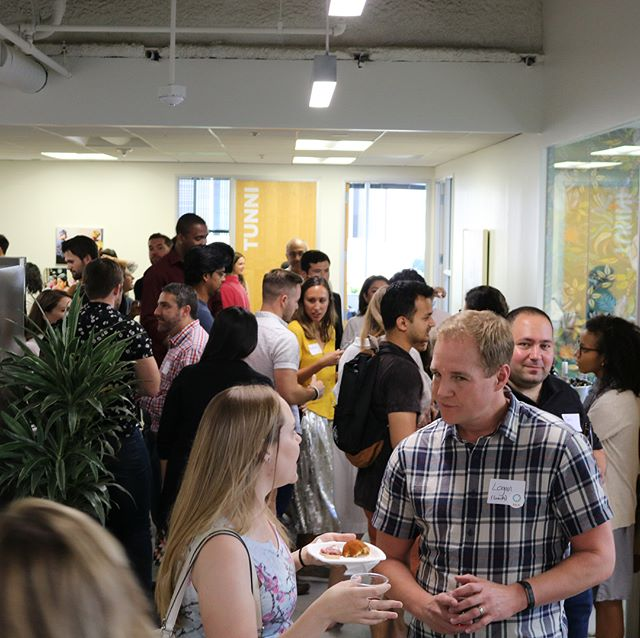 Huge thanks to all who attended the #MakeAnImpactLA event last night at Tala's HQ! It was inspiring to hear from so many organizations working to make an impact in LA. Special shout out to our speakers from @thelakitchen, @chrysalisla, @plasticoceans, @siliconvalleybank and the American Digital Diversity Initiative!