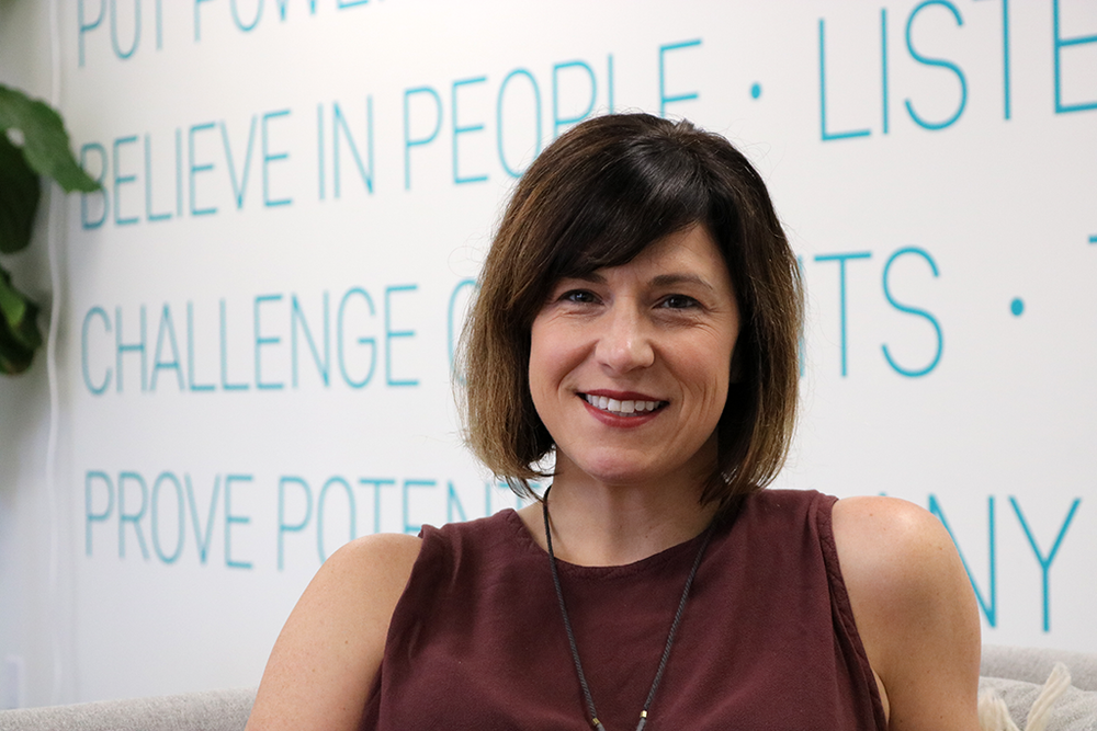 Reini Chipman Chief People Officer