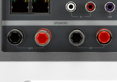 Can you hook up an amp to speakers