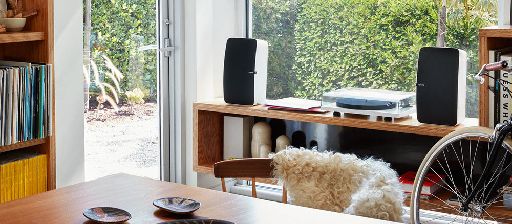 can you hook up a turntable to sonos