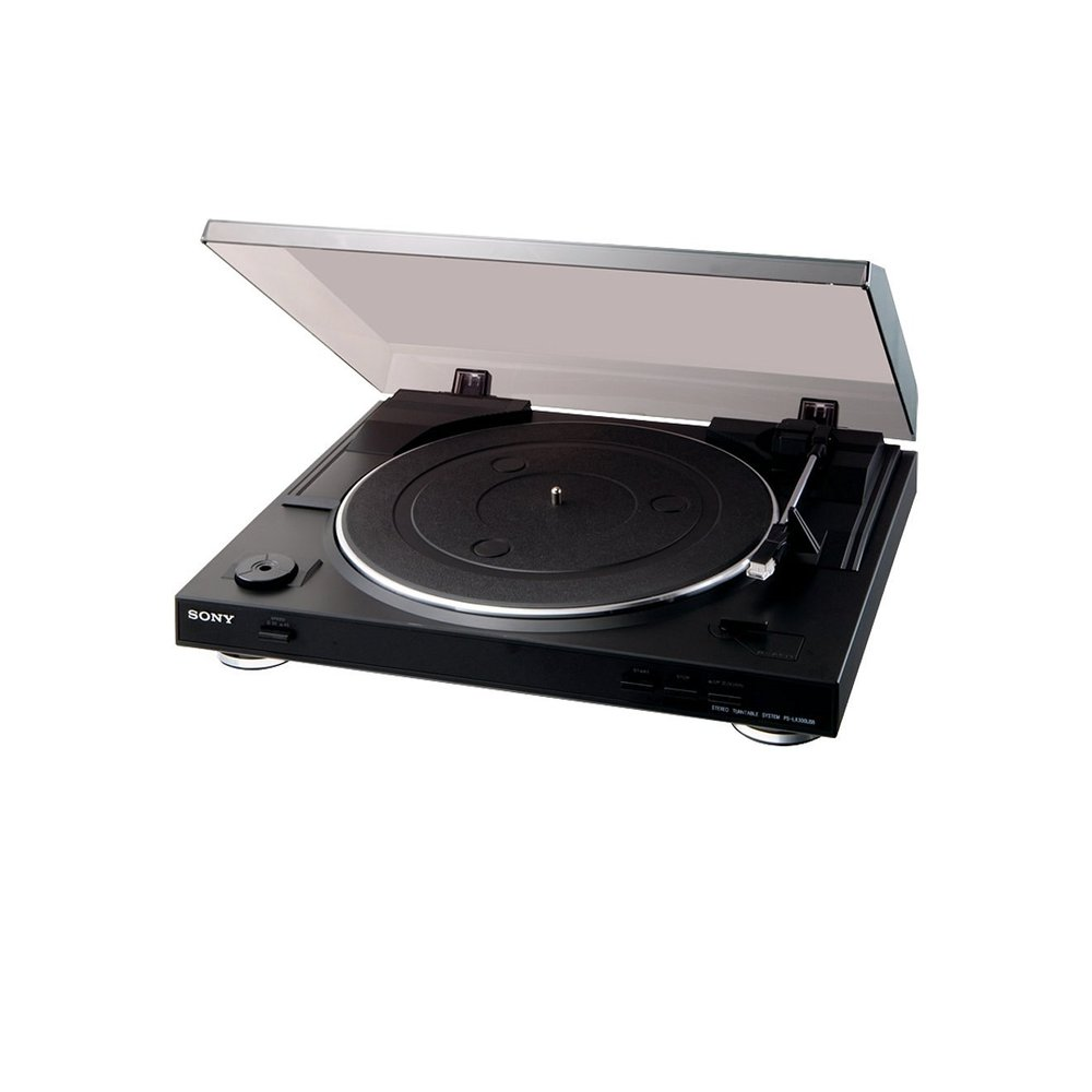 Sony PSLX300USB USB Stereo Turntable best turntable under $200