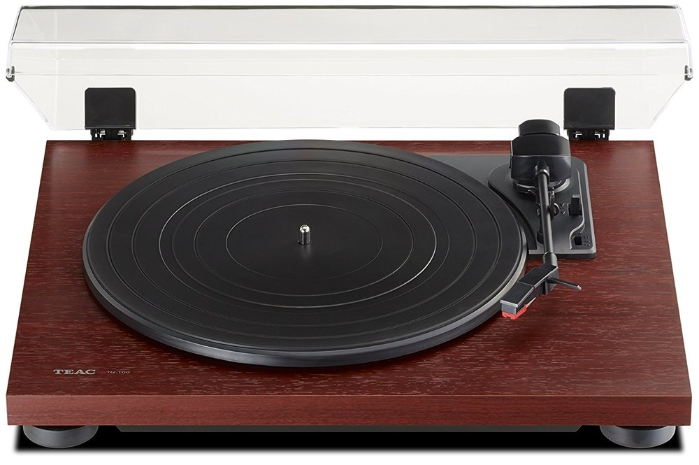 Teac TN100CH 3 Speed Analog Turntable Best Turntable under $200