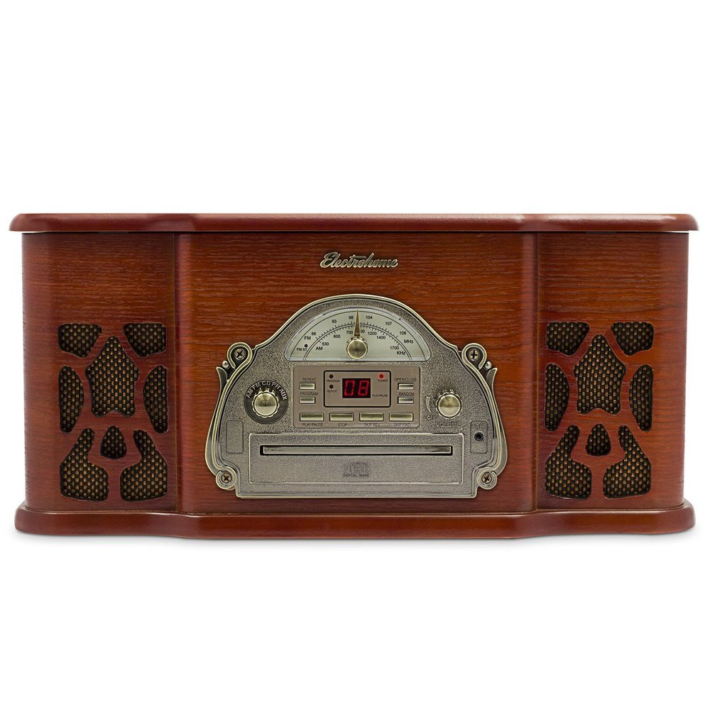 Electrohome Winston vinyl record player Best Vintage Turntable