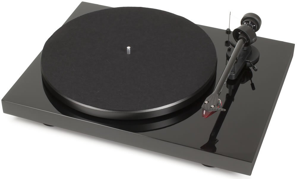 Pro-Ject - Debut Carbon Best audiophile turntable