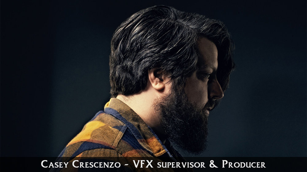 Casey Crescenzo is a singer, songwriter, and multi-instrumentalist most notable for being the frontman of progressive rock band, The Dear Hunter. He joined the Silent Flight team to practice his lifelong passion for filmmaking and visual effects.     Favorite Movie: Brazil