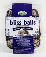New World Foods Unchocolate Truffle Bliss Balls