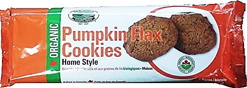 New World Foods Organic Pumpkin Flax Cookies